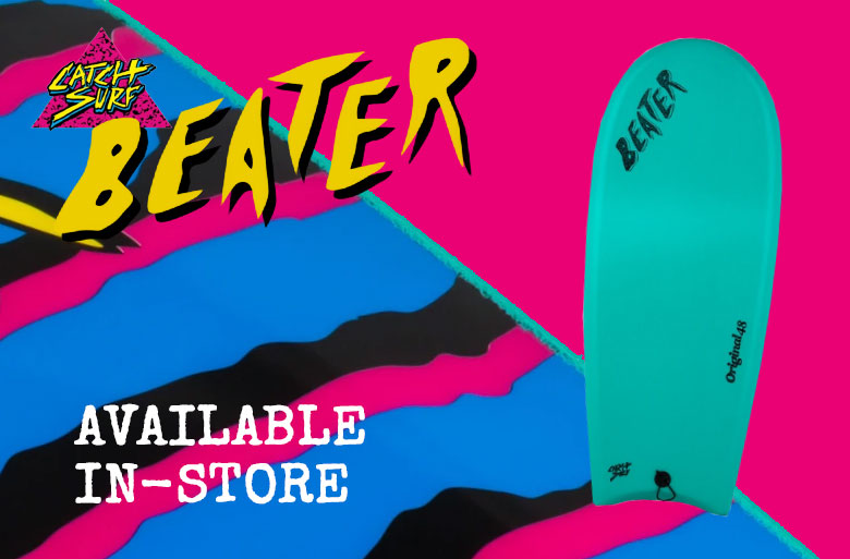 Catch Surf Beater availalbe in store