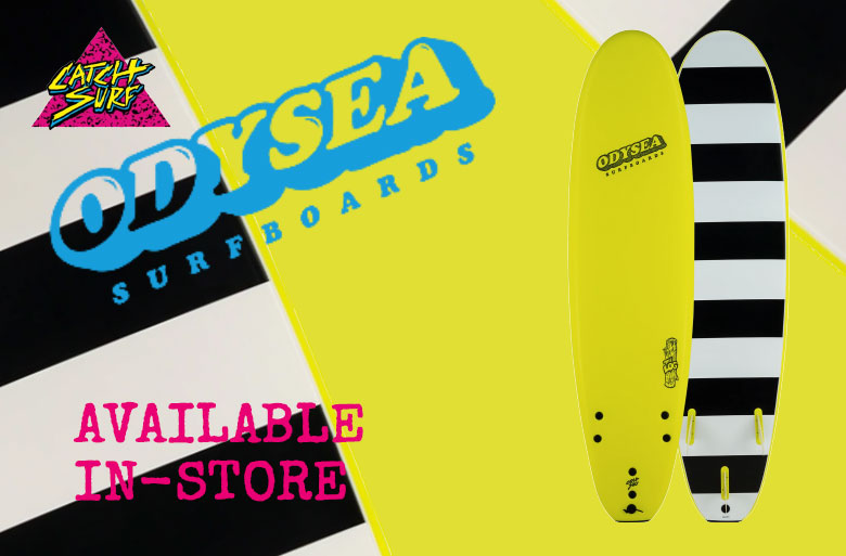 Catch Surf Odysea available in store