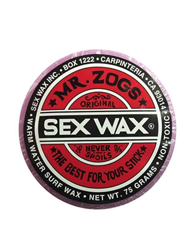 Sex wax hockey